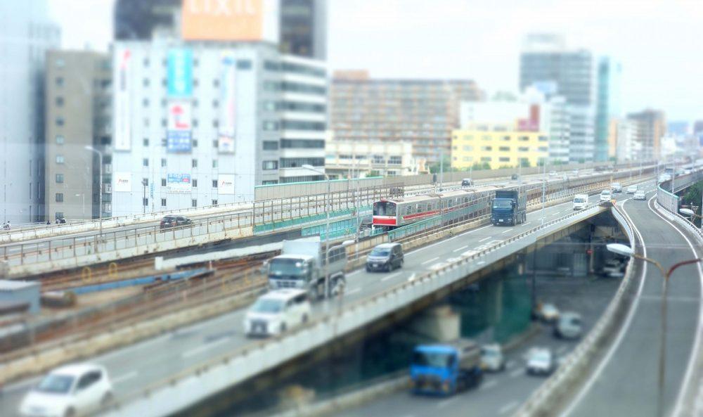 大阪府大阪市の風景